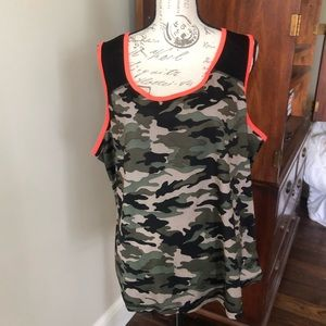 Zone Pro Athletic Tank size 3X